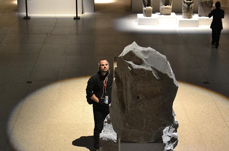 Neues Museum, Griechischer Hof, Fabian Fröhlich, Berlin