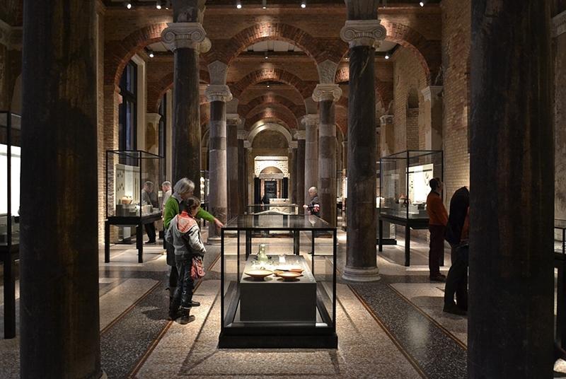 Neues Museum, Erstes Obergschoss, Fabian Fröhlich, Berlin