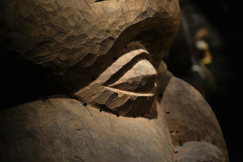 Ethnologisches Museum Berlin-Dahlem, Maske aus Kamerun