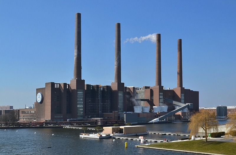 Wolfsburg, VW-Werk