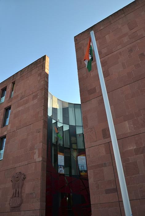 Berlin, Botschaft von Indien