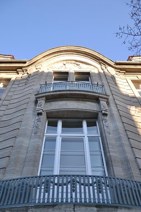 Villa Gontard (Sitz der Generaldirektion der Staatlichen Museen zu Berlin)