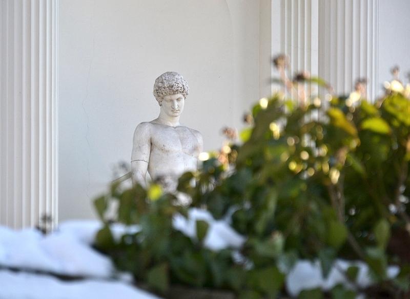 Berlin, Villa von der Heydt (Sitz der Stiftung Preußischer Kulturbesitz)