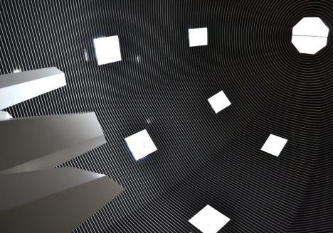 Bonnefantenmuseum Maastricht, Sol LeWitt, Walldrawing #801