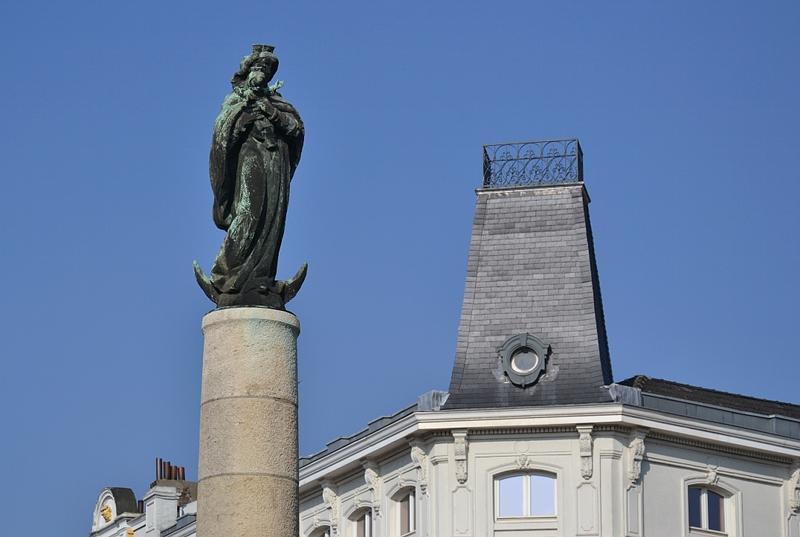 Maastricht, Mariamonument am Wilhelminasingel
