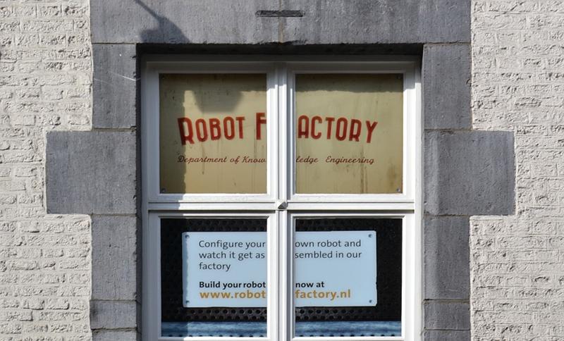 Maastricht, Robot Factory