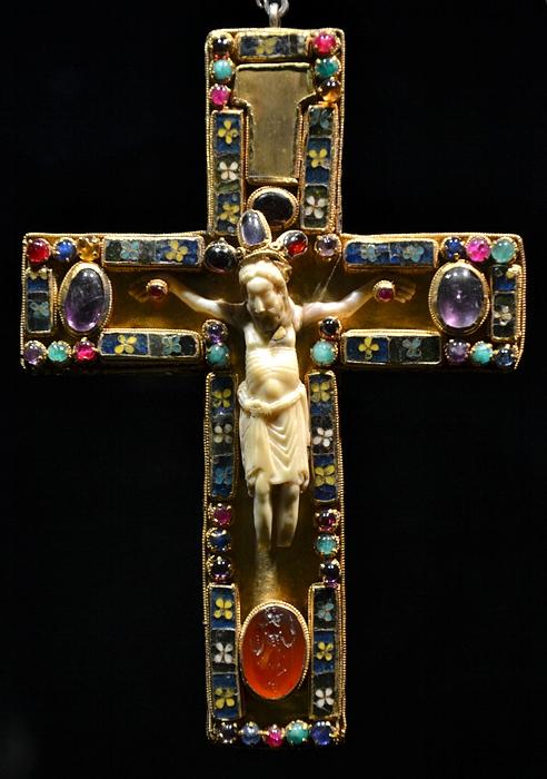 Borstkruis van Sint Servaas, Maastricht, Schatkamer