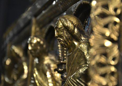 Noodkist, Relieksschrijn van Sint Servaas, Maastricht