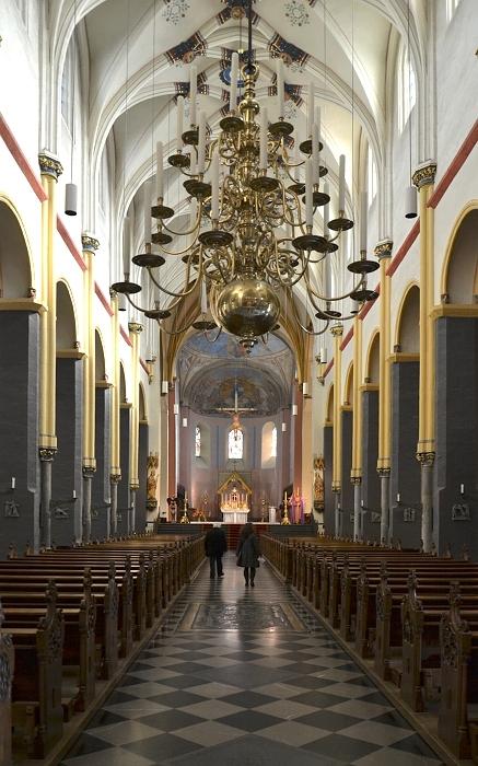 St. Seervaas-Basiliek, Apsis, Maastricht