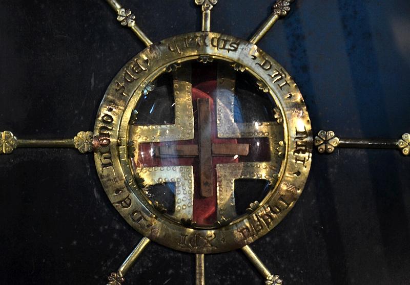 Maastricht, Tafelreliquiar in St. Servaas