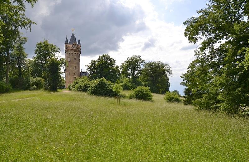 Park Babelsberg, Flatowturm