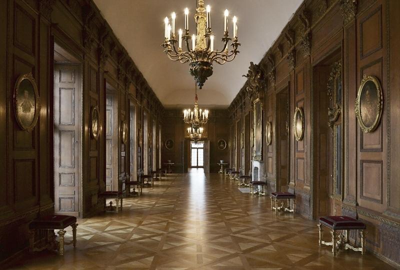Eichengalerie im Schloss Charlottenburg