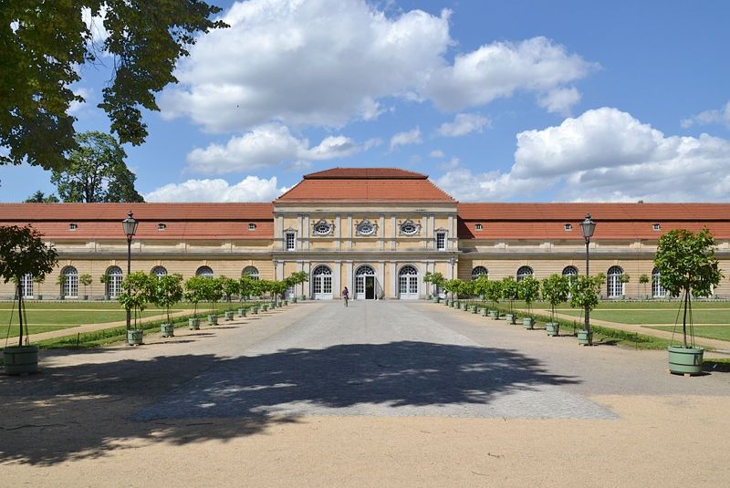 Schloss Charlottenburg, Große Orangerie