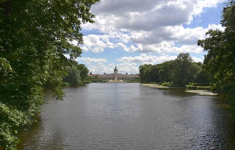 Schlosspark Charlottenburg, Karpfenteich