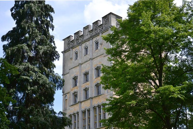 Pfaueninsel, Berlin Wannsee, Kavalierhaus
