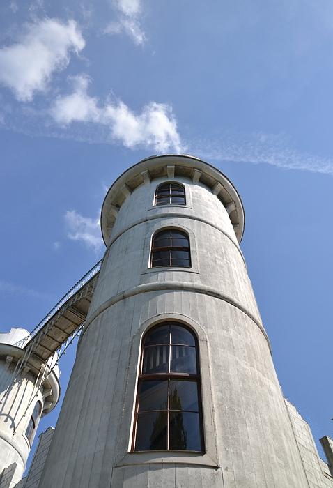 Schloss Pfaueninsel, Berlin Wannsee, Treppenturm