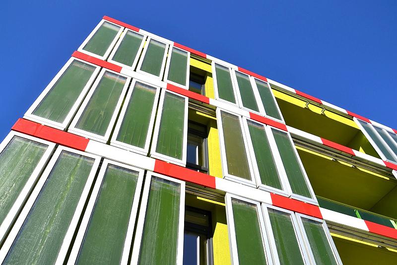 IBA Hamburg Wilhelmsburg, BIQ, Smart Material House