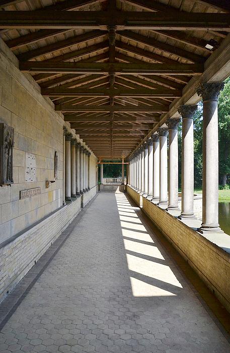 Oark Sanssouci, Kaiser-Friedrich-Mausoleum, Friedenskirche