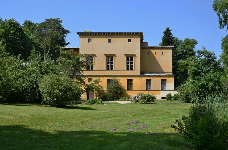 Park Sanssouci, Villa Illaire