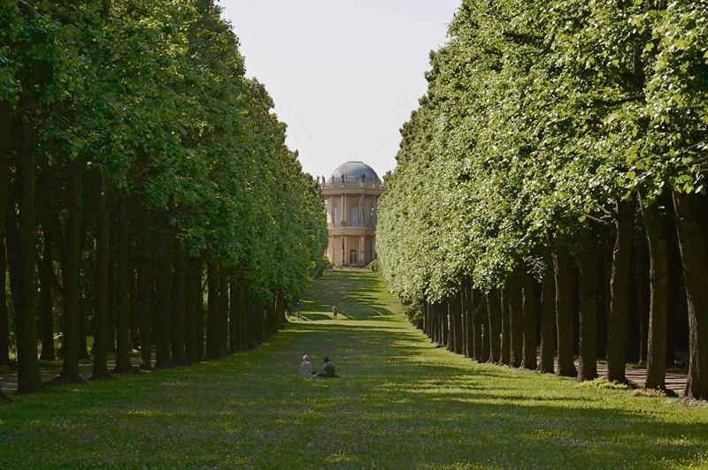 Sanssouci, Belvedere auf dem Klausberg