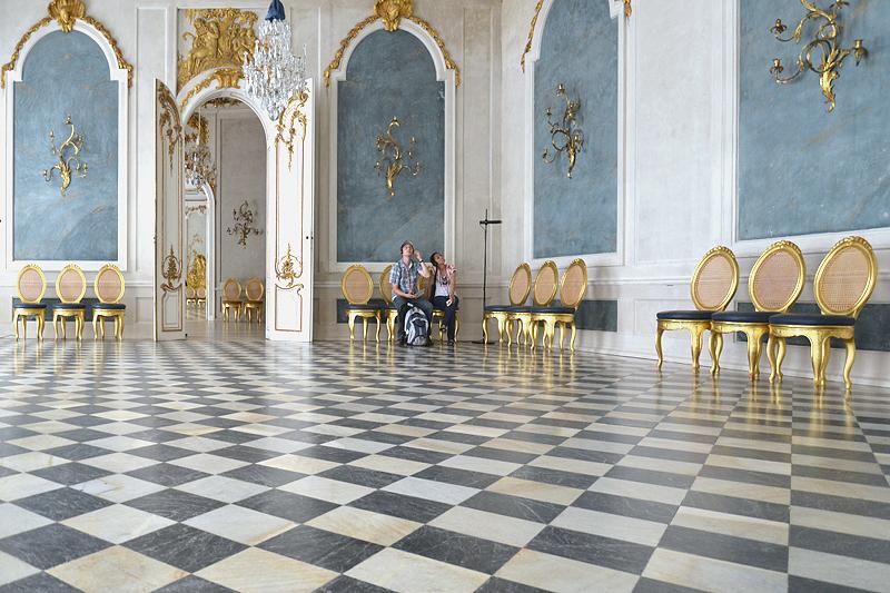Festsaal in den Neuen Kammern, Sanssouci