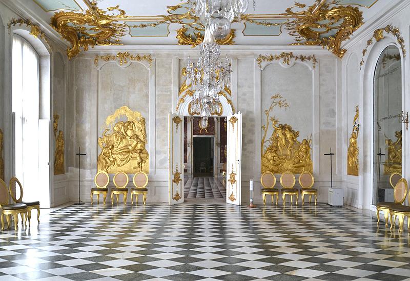 Ovidgalerie in den Neuen Kammern, Sanssouci