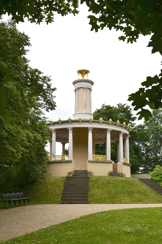 Park Klein-Glienicke, Große Neugierde