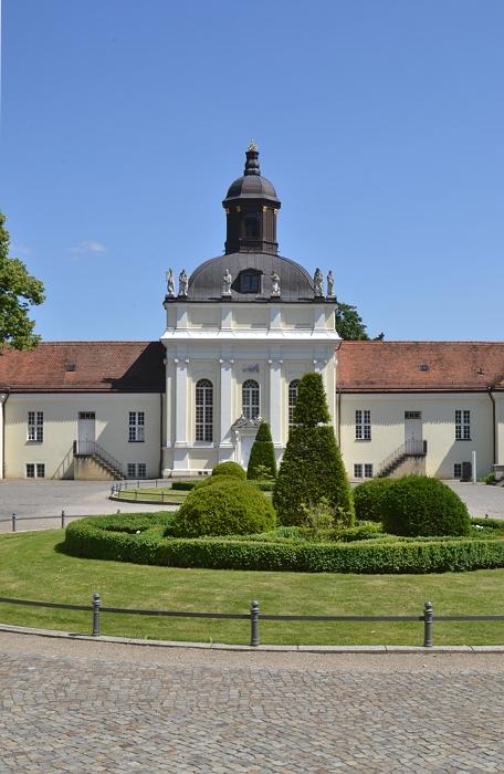 Schloss Köpenick, Schlosskirche