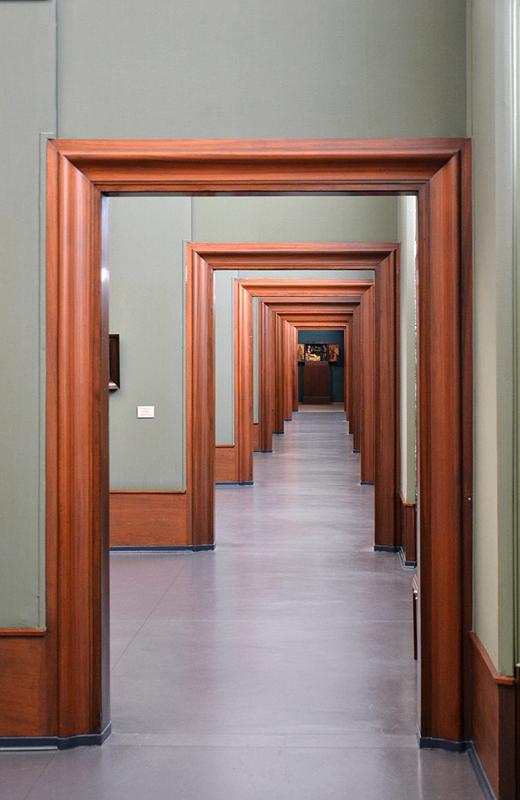 Hamburger Kunsthalle, Kabinett