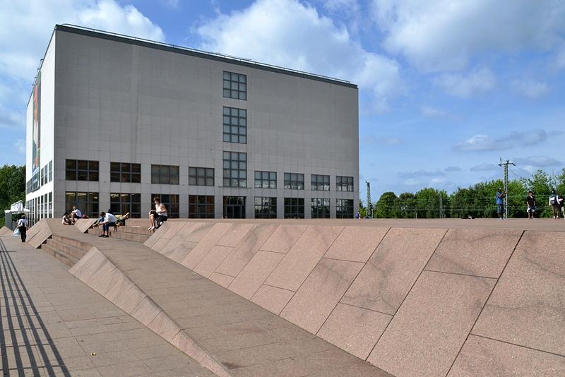 Hamburger Kunsthalle, Galerie der Gegenwart, Plateau