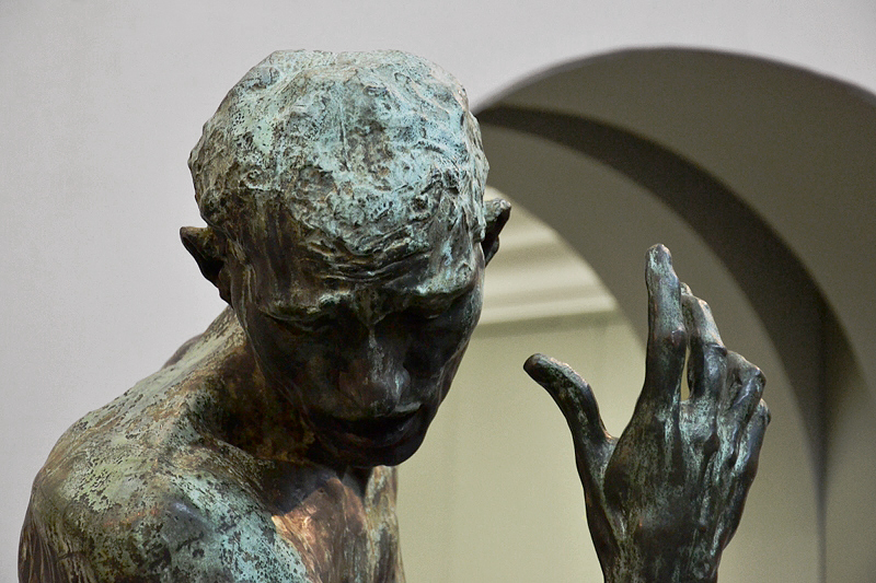 Hamburger Kunsthalle, Auguste Rodin, Pierre de Wiessant