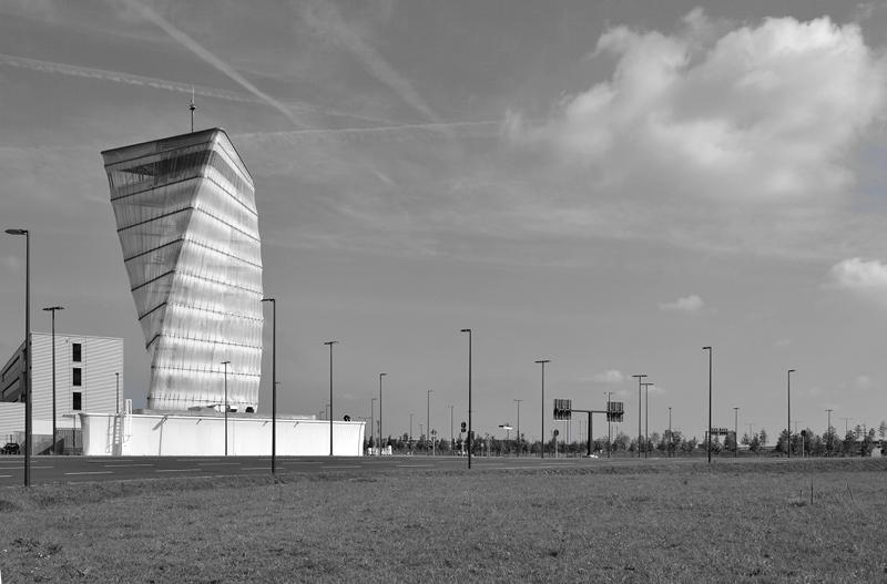 Info Tower, BER, Flughafen Berlin Brandenburg