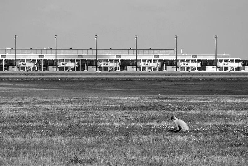 Südpier, BER, Flughafen Berlin Brandenburg