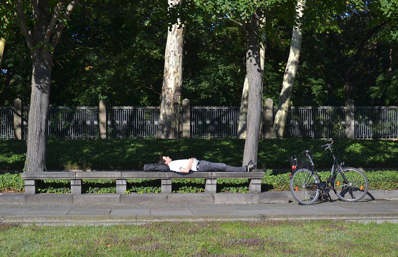 Sowjetisches Ehrenmal, Berlin Treptow Park, Besucher