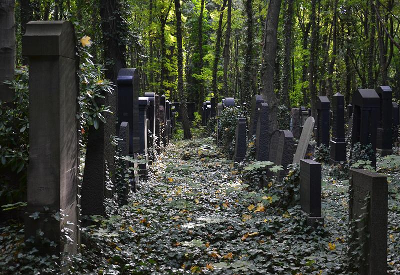Jüdischer Friedhof Berlin Weißensee, Grabsteine