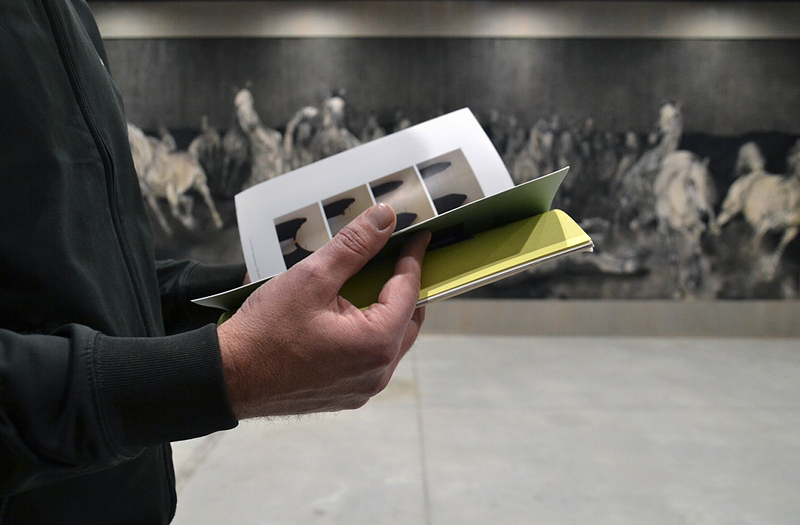 Biennale 2013, Arsenale, Mariam Haji, The Victory (Bahrain Pavillon)