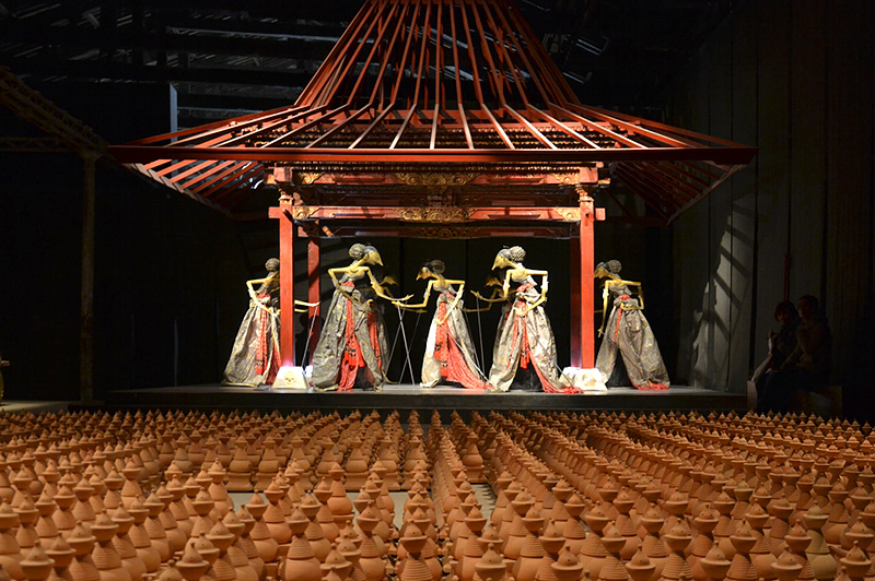 Biennale 2013, Arsenale, Albert Yonathan, Sri Astari, Indonesia Pavilion