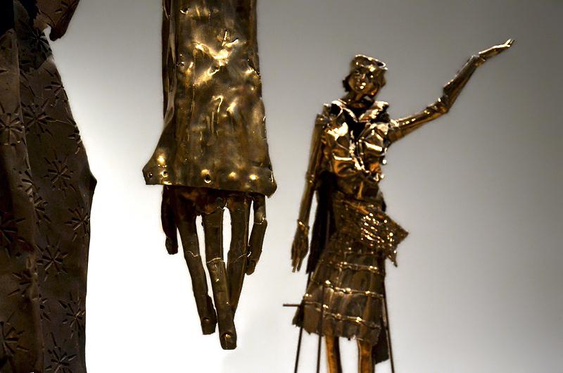 Biennale 2013, Arsenale, Matthew Monahan, Hephaestus