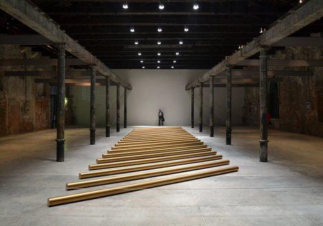Biennale 2013, Arsenale, Walter de Maria, Apollo's Ecstasy