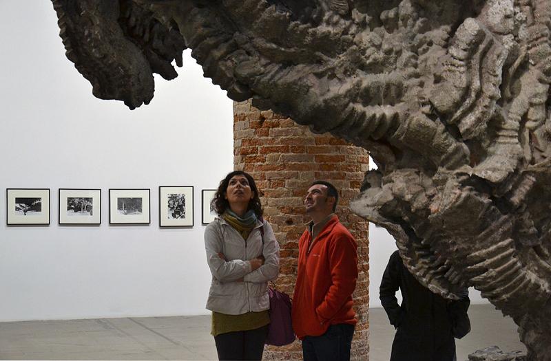 Biennale 2013, Arsenale, Robert Cuoghi, Belinda