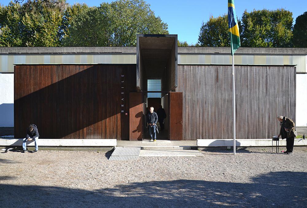 Biennale Venice, 2013, Giardini, Brasilian Pavilion