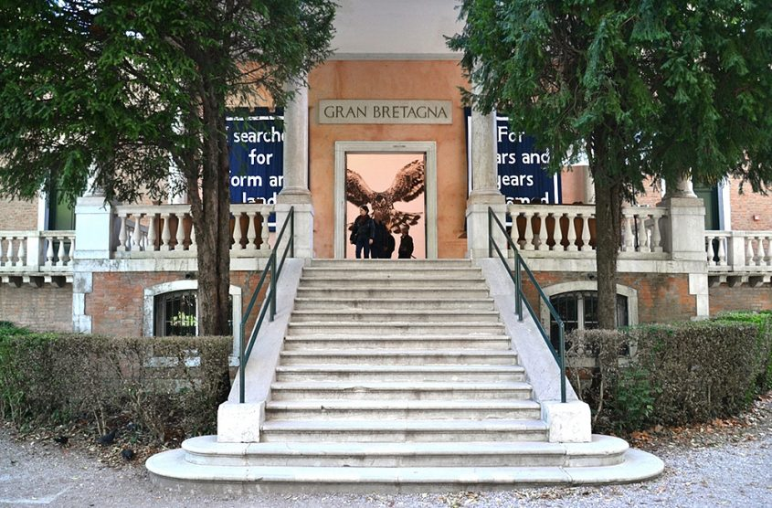 Biennale Venice 2013, British Pavilion
