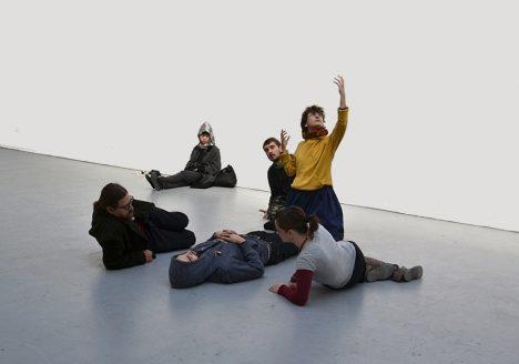 Biennale Venice 2013, Rumanian Pavilion, Maria Alexandra Piricu und Manuel Pellmus, An Imaterial Retrospective