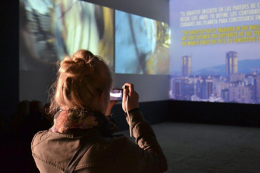 Biennale Venice 2013, venezuelan Pavilion, Venezuelan Artists Collective, El Arte Urbano