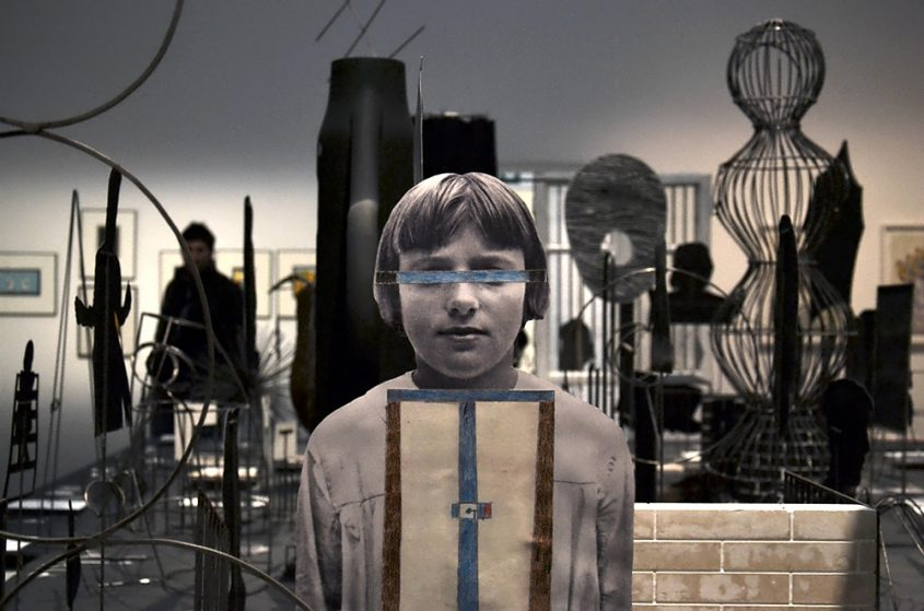 Biennale Venice, 2013, Zentraler Pavillon, Eva Kotátková, Asylum