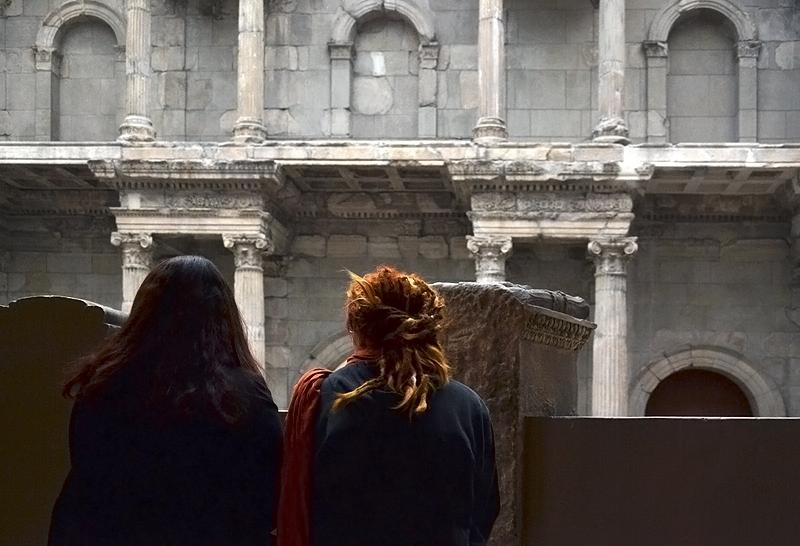 Berlin, Pergamonmuseum, Marktor von Milet