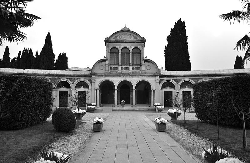 Venice, Isola di San Michele, Chapel