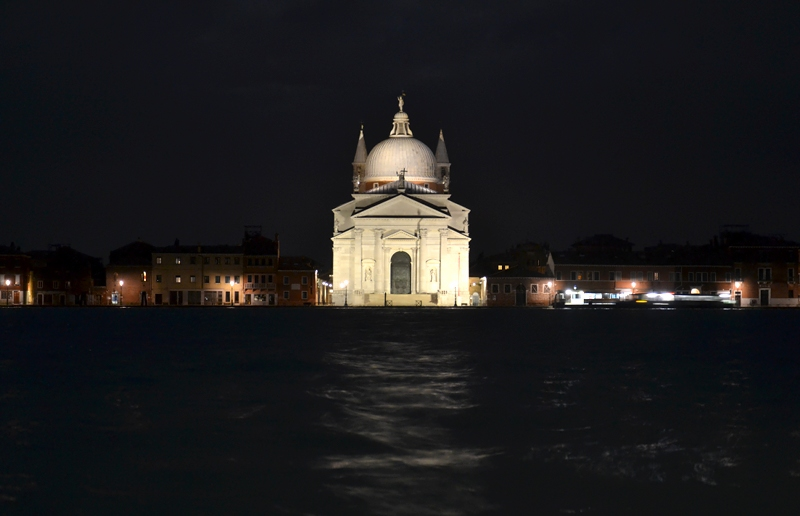 Venice at Night, Il Redentore
