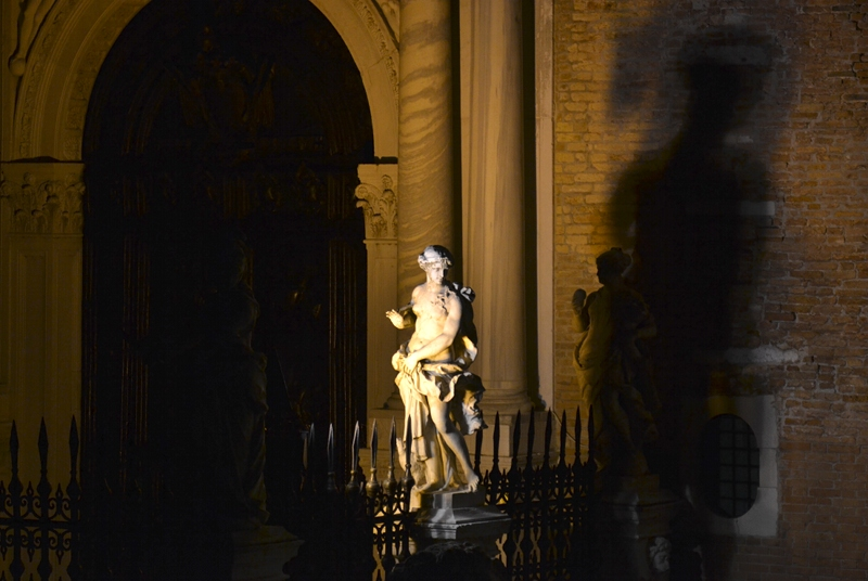 Venice at Night, Arsenale, Ingresso di Terra