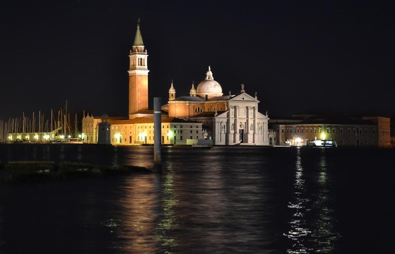 Venice at Night, Chiesa di San Giorgio